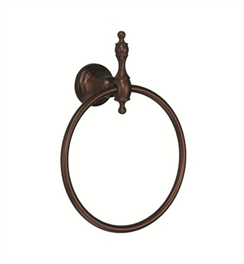 Danze D446111RB Sheridan™ Towel Ring in Oil Rubbed Bronze