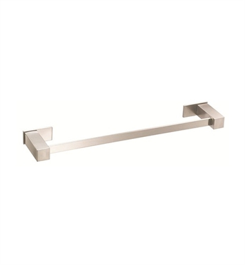 "Danze D446131BN Sirius™ Towel Bar 18"" in Brushed Nickel"