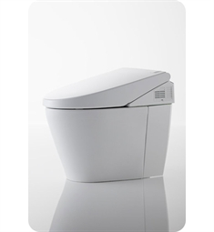 Toto Neorest® 550H Dual Flush Toilet, 1.0/0.8 GPF with ewater+™ and Washlet