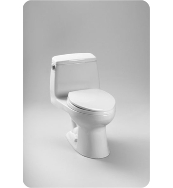 TOTO MS853113E#01 Eco UltraMax® Toilet, 1.28 GPF With Finish: Cotton