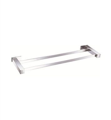 "Danze D446133 Sirius™ Double Towel Bar 24"" in Chrome"