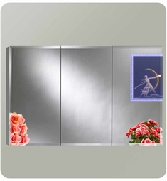 Sofia Artemis Collection Triple Door Surface Medicine Cabinet