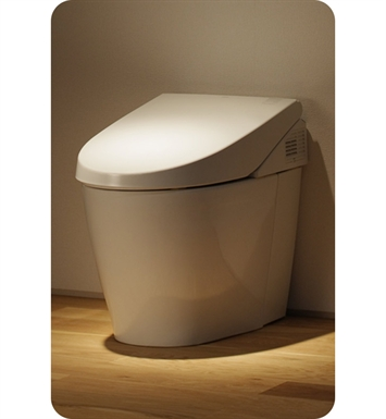 TOTO MS980CMG Neorest® 550 Dual Flush Toilet, 1.6 GPF & 1.05 GPF with SanaGloss® and Washlet