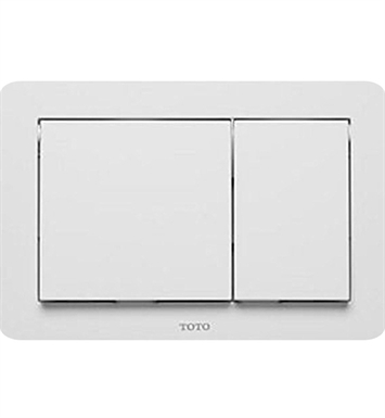 TOTO YT800 YT800 Rectangular Dual Button Push Plate