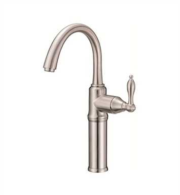 Danze D201540BN Fairmont™ Single Handle Vessel Filler in Brushed Nickel