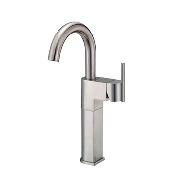 Danze D201542BN Como™ Single Handle Vessel Filler in Brushed Nickel