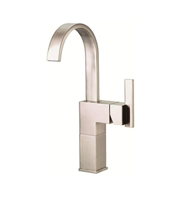 Danze Sirius™ Single Handle Vessel Filler in Brushed Nickel