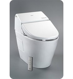 Toto Washlet® with Integrated Toilet G500 1.28GPF / 0.9GPF
