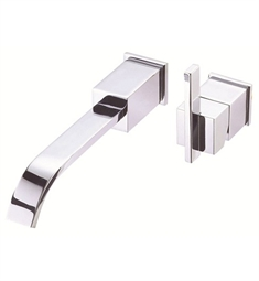 Danze Sirius™ Single Handle Wall Mount Lavatory Faucet Trim Kit in Chrome