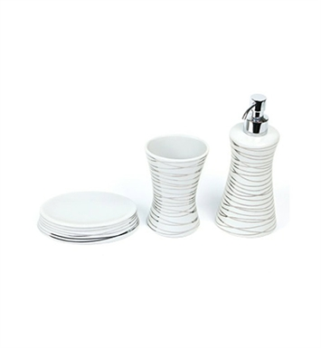 Nameeks DV200-73 Gedy Bathroom Accessory Set
