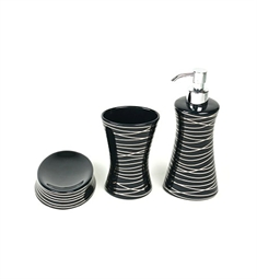 Nameeks Gedy Bathroom Accessory Set DV200-57