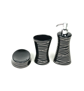Nameeks DV200-57 Gedy Bathroom Accessory Set