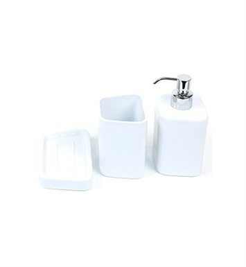 Nameeks JN200-02 Gedy Bathroom Accessory Set