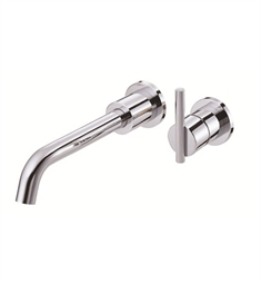 Danze Parma™ Single Handle Wall Mount Lavatory Faucet Trim Kit in Chrome