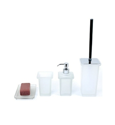 Nameeks Gedy Bathroom Accessory Set GM100-02