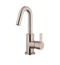Danze Amalfi™ Single Handle Lavatory Faucet in Brushed Nickel