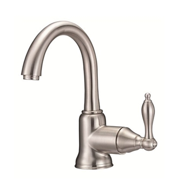 Danze Fairmont™ Single Handle Lavatory Faucet in Brushed Nickel