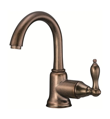 Danze D221540RB Fairmont™ Single Handle Lavatory Faucet in Oil Rubbed Bronze