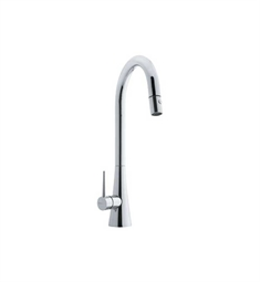Franke FF2500 Pulldown Spray High Arch Kitchen Faucet