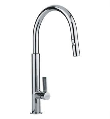 Franke FF2700 Evos Pulldown Spray Kitchen Faucet in Polished Chrome