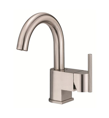 Danze D221542BN Como™ Single Handle Lavatory Faucet in Brushed Nickel