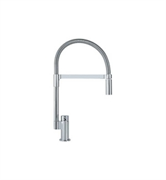 Franke FF2900 Pulldown Spray Kitchen Faucet in Polished Chrome