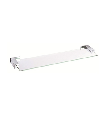 "Danze D446135 Sirius™ Glass Shelf 24"" in Chrome"