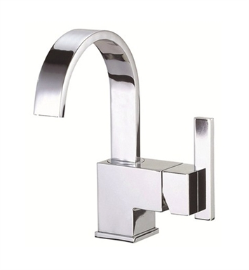 Danze Sirius™ Single Handle Lavatory Faucet in Chrome