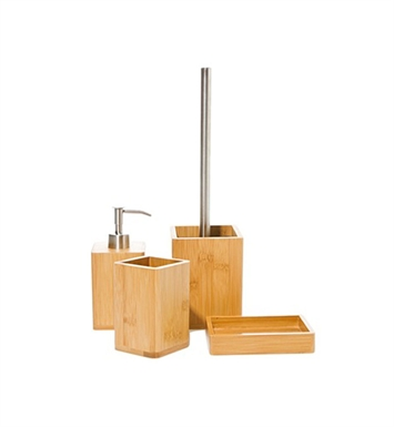 Nameeks BA100 Gedy Bathroom Accessory Set