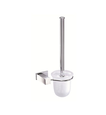 Danze D446138 Sirius™ Toilet Brush and Holder in Chrome