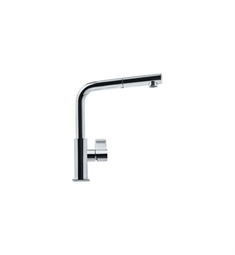 Franke FFPS1100 Polished Chrome Pullout Spray Kitchen Faucet