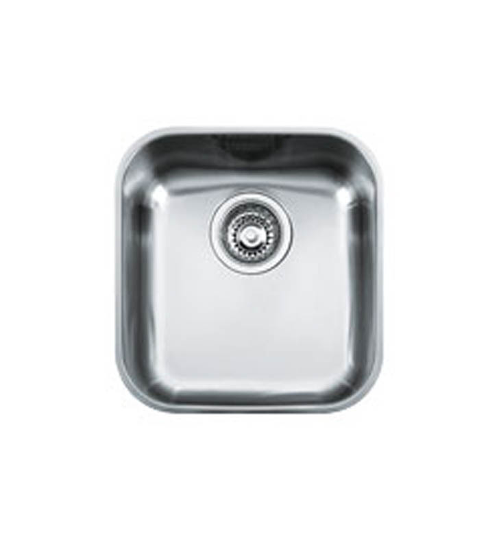 Franke Stainless Steel : Franke ARX11013 Single Basin Undermount Stainless Steel Kitchen Sink