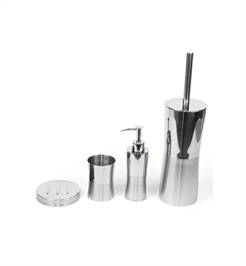 Nameeks PR100 Gedy Bathroom Accessory Set