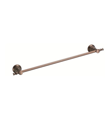 "Danze D446420RBD South Sea™ Towel Bar 18"" in Distressed Bronze"
