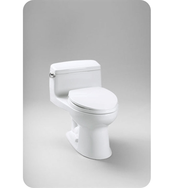 TOTO MS864114E#11 Eco Supreme® One Piece Toilet, 1.28 GPF With Finish: Colonial White