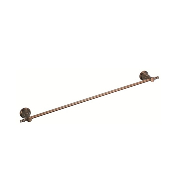 "Danze South Sea™ Towel Bar 24"" in Distressed Bronze"