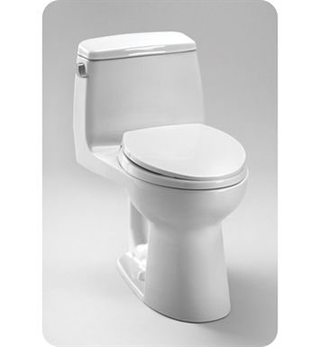 Toto Eco UltraMax® One Piece Toilet, ADA Height, 1.28 GPF - SanaGloss