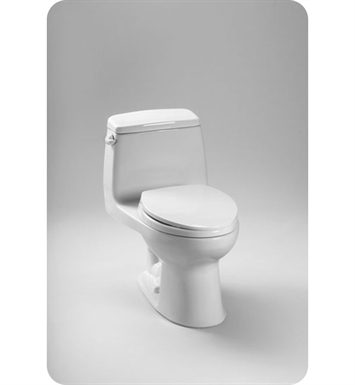 TOTO MS854114SG#01 UltraMax® Toilet, 1.6 GPF with SanaGloss® With Finish: Cotton