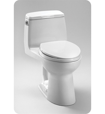 TOTO MS854114SL#01 UltraMax® Toilet, 1.6 GPF - ADA With Finish: Cotton