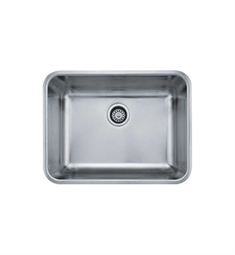 Franke GDX11023 Grande Single Basin Undermount Stainless Steel Kitchen Sink