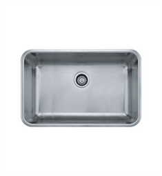Franke GDX11028 Grande Single Basin Undermount Stainless Steel Kitchen Sink