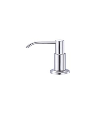 Danze DA502105 Deluxe Soap & Lotion Dispenser in Chrome