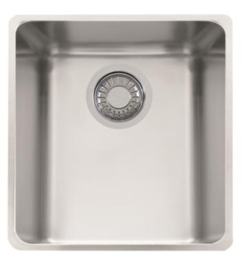 "Franke KBX110-13 Kubus 14 5/8"" Single Basin Undermount Stainless Steel Kitchen Sink"