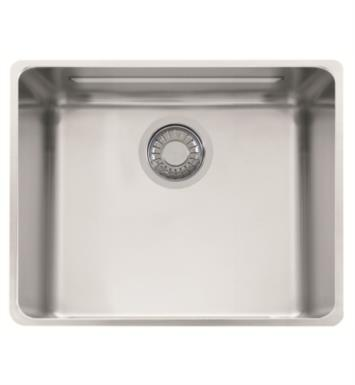 "Franke KBX110-18 Kubus 18 7/8"" Single Basin Undermount Stainless Steel Kitchen Sink"