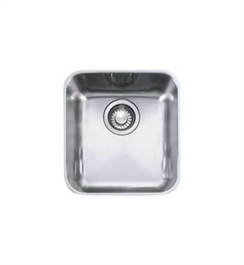 Franke LAX11015 Largo Single Basin Undermount Stainless Steel Kitchen Sink