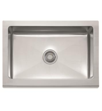 "Franke MHX710-30 Manor House 30"" Single Basin Apron Front Stainless Steel Kitchen Sink"