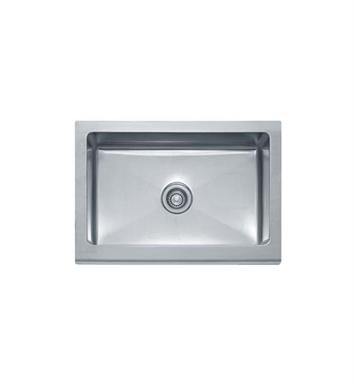 Franke Drop In Sink : Franke MHX710-30 Manor House Single Basin Drop In Stainless Steel ...