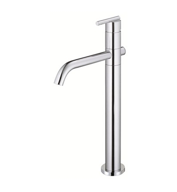 Danze D226058 Parma™ Single Handle Trim Line Vessel Filler in Chrome