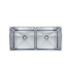 Franke PSX120339 Professional Double Basin Undermount Stainless Steel Kitchen Sink