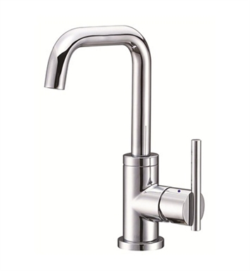 Danze D231558 Parma™ Single Handle Trim Line Lavatory Faucet in Chrome
